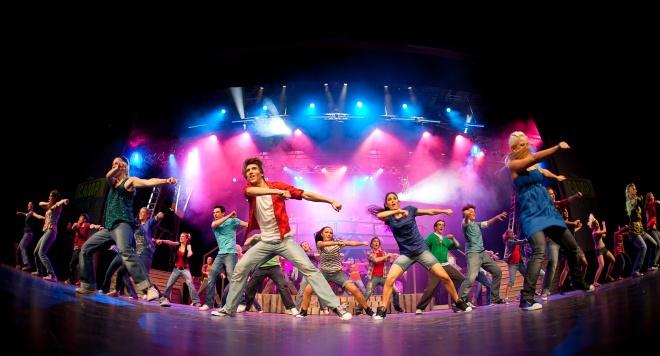 """""""Camp Rock - Das Musical"""" der Hit in der Wiener Stadthalle, Halle F"""