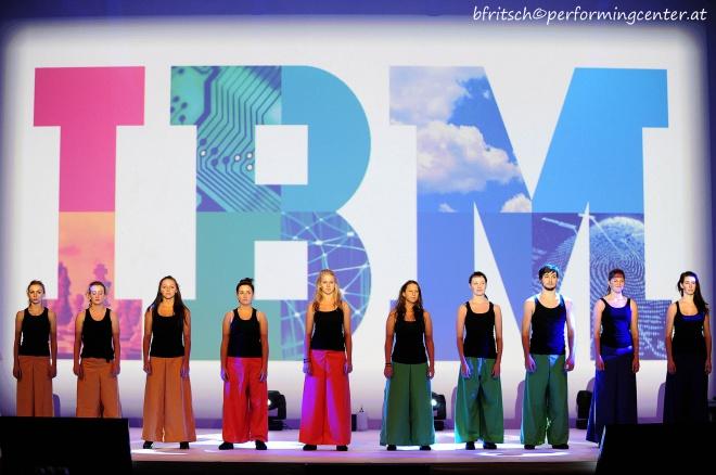 Das Performing Events-Ensemble für IBM