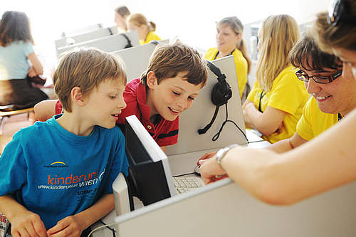 Foto: Kinderbüro der Universität Wien