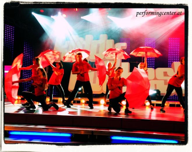 Auch die Superfit Choreo war einmal mehr eine  Meisterleistung für sich