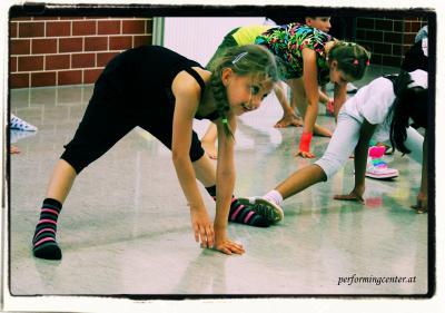 Übung macht die Meisterin; Foto: PCA
