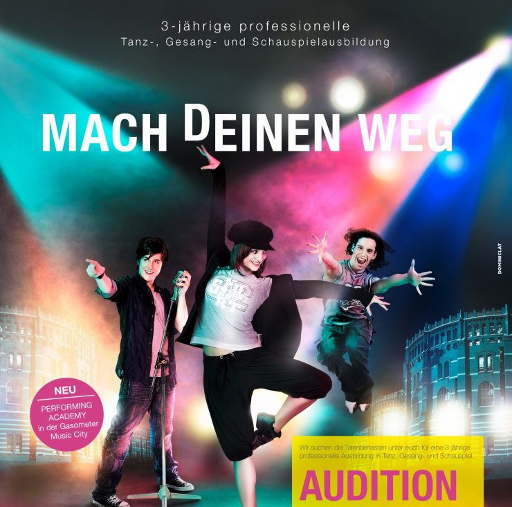 NachauditionAcademy Audition 2015