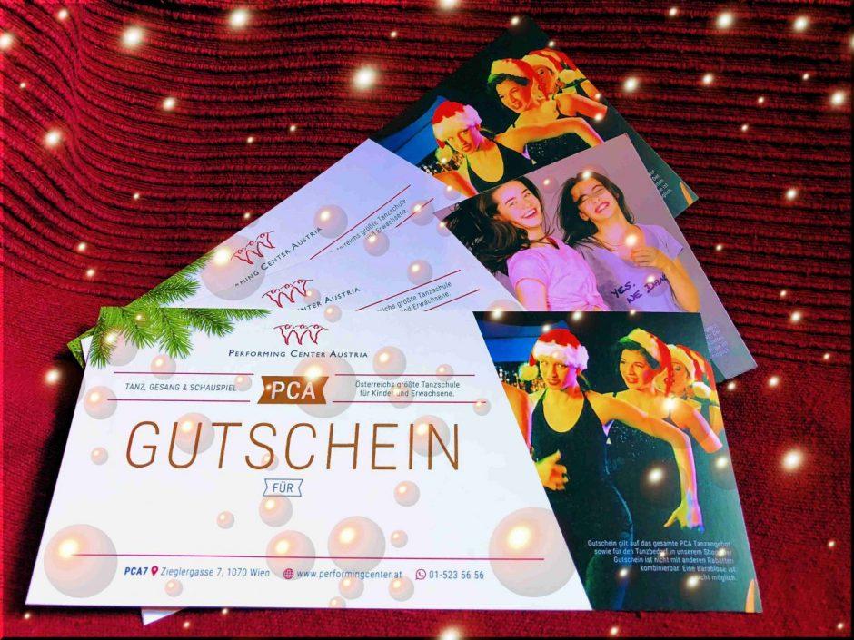Ein tänzerisch perfektes Weihnachtsgeschenk!   Performing Center Austria